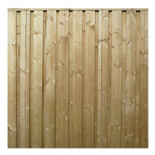 American Lap Fence Panel